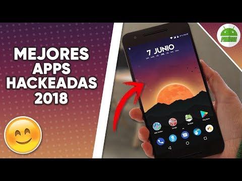 Top 5 Apps Hackeadas Con Todo Ilimitado 2018 | Mejores Aplicaciones Hackeadas Android