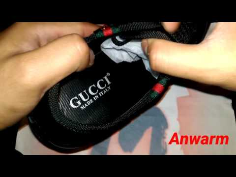 How to Spot Fake Gucci GG Trainers
