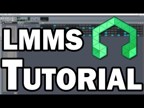 LMMS Tutorial - Creating Beats with Linux Multimedia Studio
