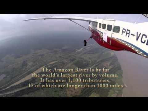 The Flight from Manaus to Manicore Teaser   The Amazon