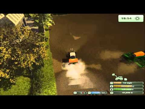 Farming Simulator 2013 Oak Farm making the money
