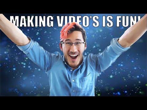 MAKING VIDEO'S IS FUN! - MARKIPLIER REMIX   SONGIFY MARKIPLIER