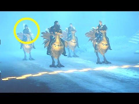 Final Fantasy XV: Pro Tips - Chocobo Races (Tier 2)