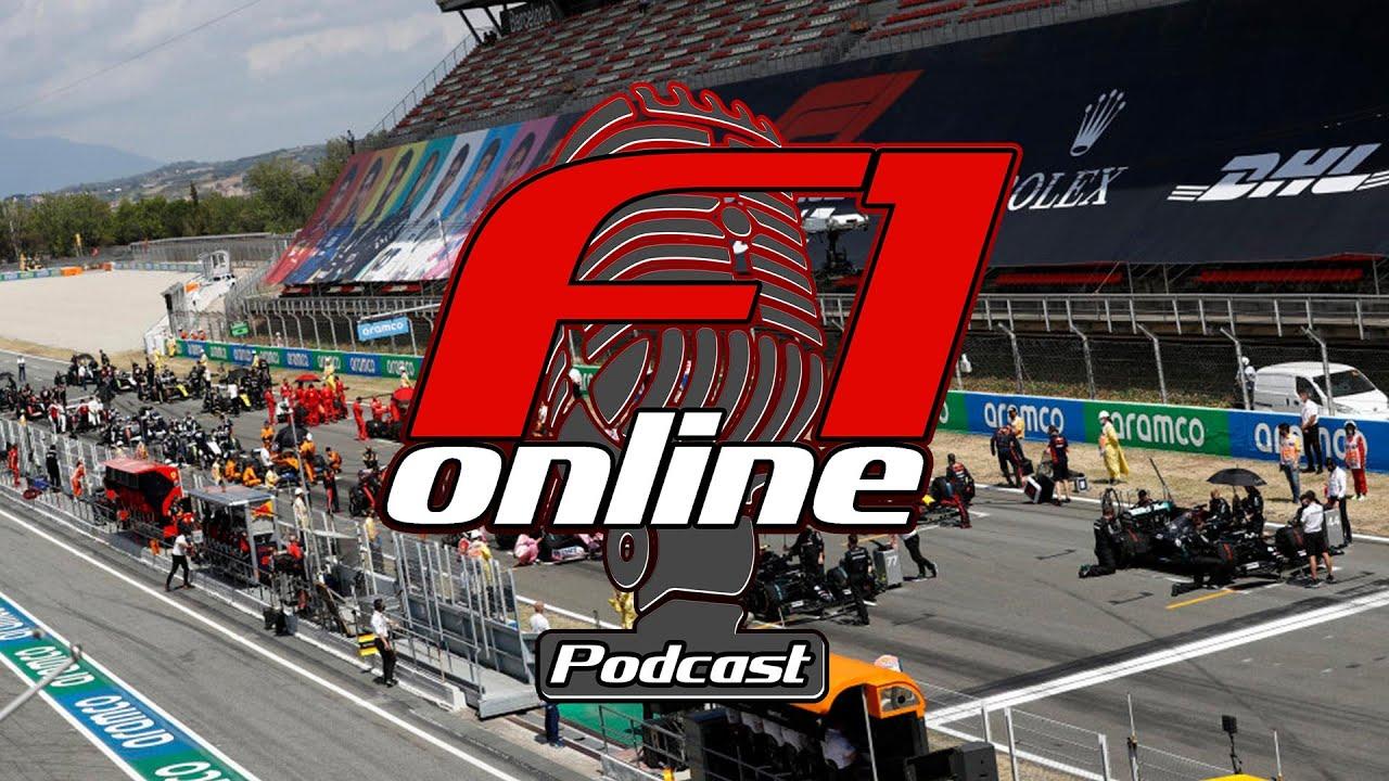 F1online Podcast Ep. 24 - 10 zásadných otázok pred sezónou 2021