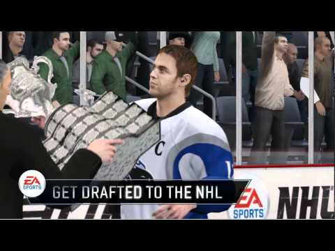 NHL 12 - Be A Pro Trailer