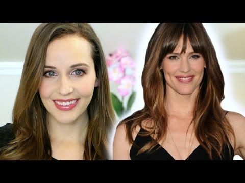 My Celebrity Doppelgänger   Jennifer Garner Makeup Tutorial