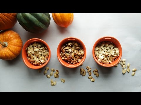 Homemade Pumpkin Seeds 3 Ways (with Recipes) | The Inspired Home