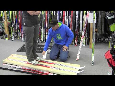 McBike explains how to select the correct length of xc ski