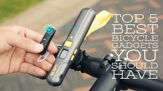 Top 5 Best Bicycle Gadgets You Should Have - 2017 Edition 🚴