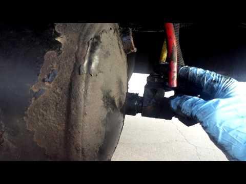 2006 Freightliner Check Valve repair
