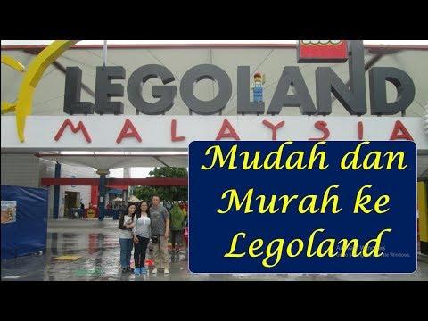 Mudah dan Murah ke Legoland