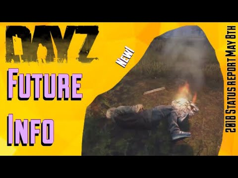 New Update Info for DayZ .63 and Beta - Standalone News