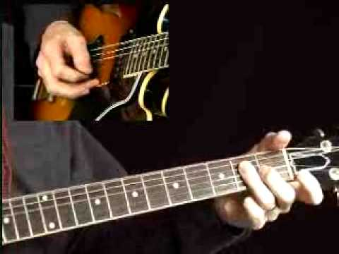 Blues Guitar Lessons - Big Book of Blues - Vamp 1