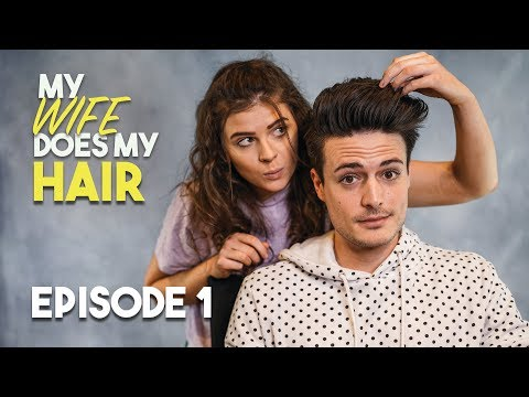 My HOT AND STEAMY Wife Styles My Hair | Episode 1 | NSFW | BluMaan 2018
