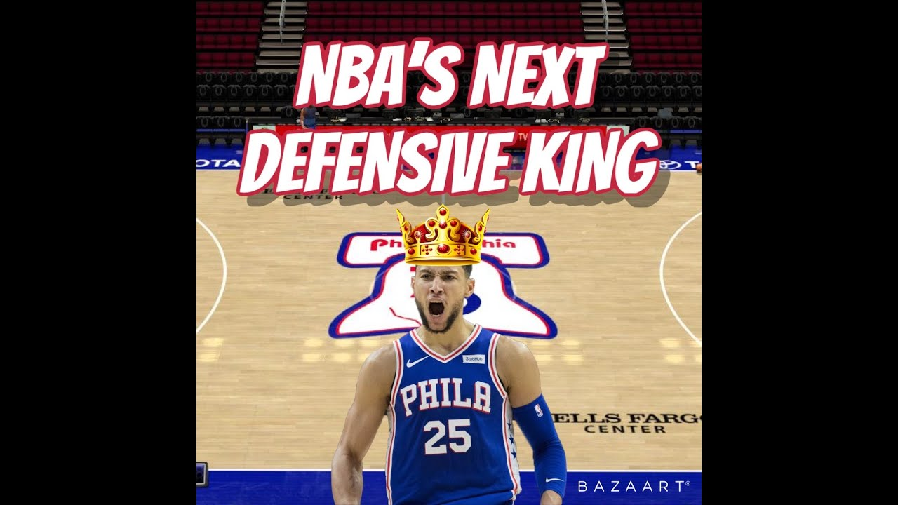 The NBA's Next MOST FEARED Defender : Ben Simmons