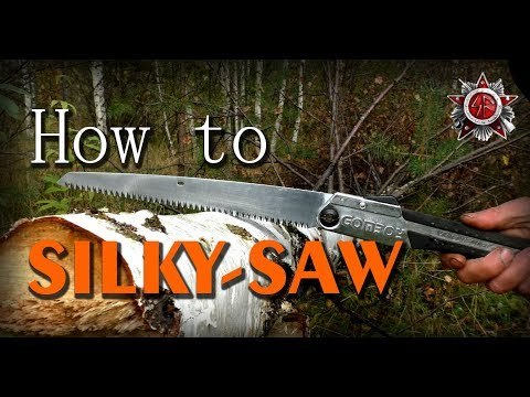 How To Avoid Breaking Your Folding Saw
