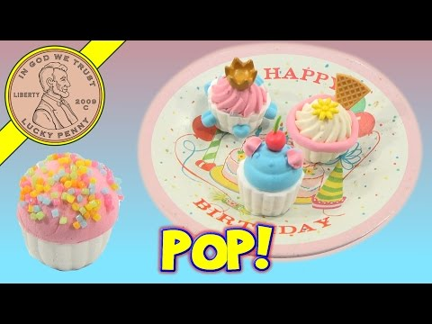 Poppit Make Mini Clay Creations! Shopkins Poppit Giveaway!