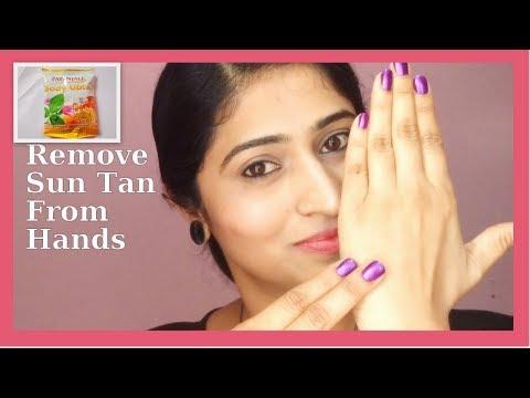 Patnjali Body Ubtan Uses to Remove SUN TAN from Your HANDS Instantly | हाथों से सन टैन कैसे निकाले?