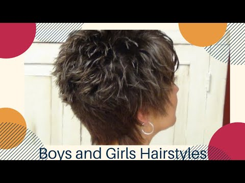 Short Haircuts | (Short Hairstyles For Women)