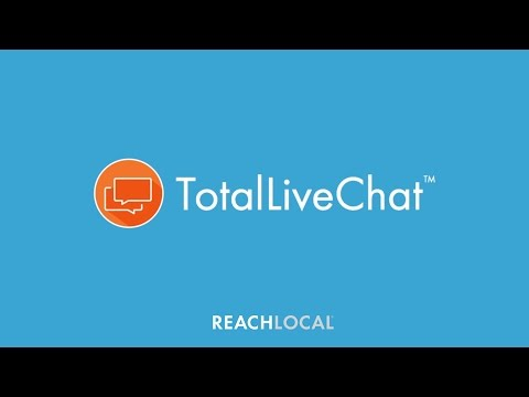 Introducing TotalLiveChat™ from ReachLocal