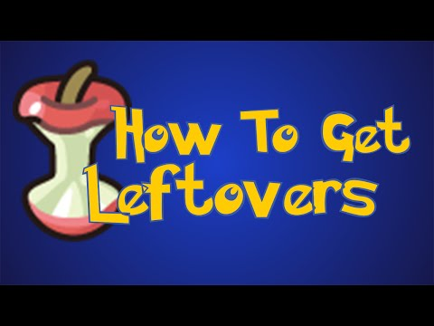 Pokemon Omega Ruby and Alpha Sapphire Tips: How To Get Leftovers