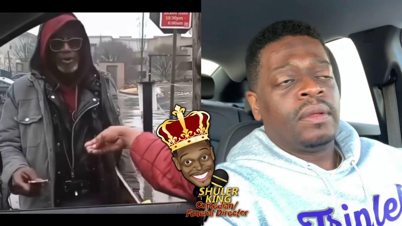 Shuler King - He Didn't Want The Change!!