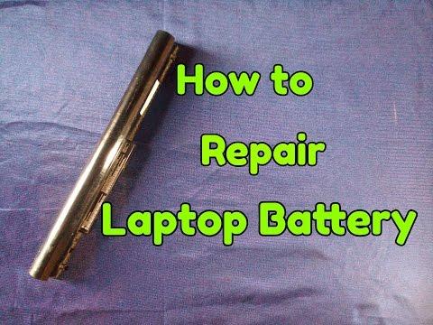Laptop battery repair[Hindi]