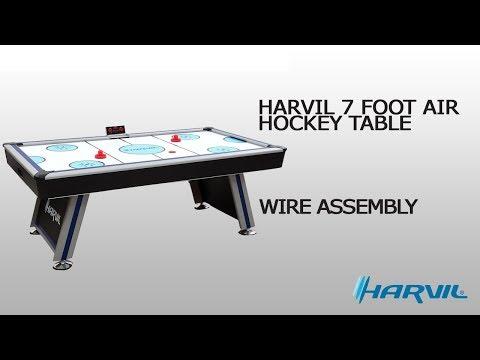Wire Assembly | Harvil 7 Foot Air Hockey Table | Dazadi.com