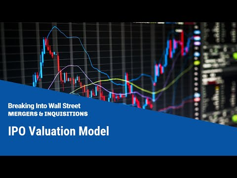 IPO Valuation Model
