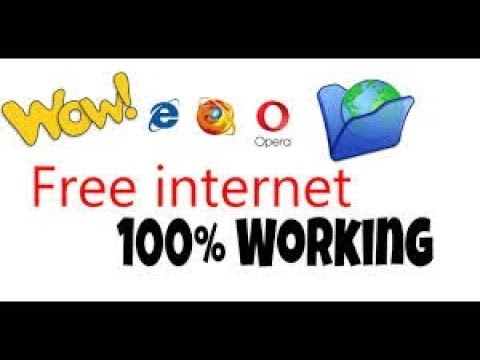 How To Use Free Internet On Pc In Pakistan 2017 100% Working With Proof In Urdu