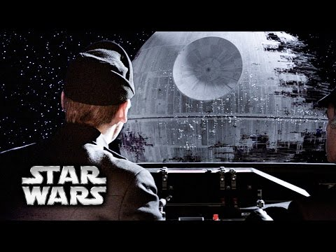 How Much Would It Cost To Build The Death Star in Real Life? - Star Wars Revealed and Explained