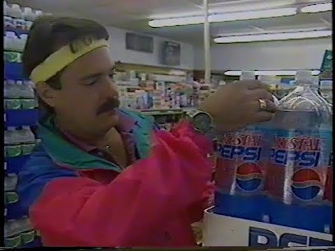 CRYSTAL PEPSI Employee Training Video (1992)