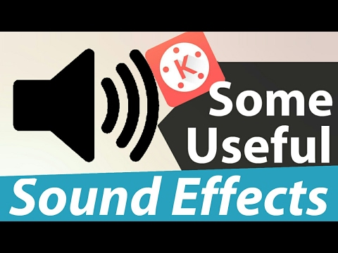 How To Add Sound Effect On Videos Using Android | Some Useful Sound Effects