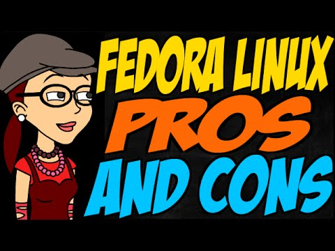 Fedora Linux Pros and Cons