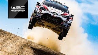 WRC - Rally Italia Sardegna 2019: Highlights Stages 10-12