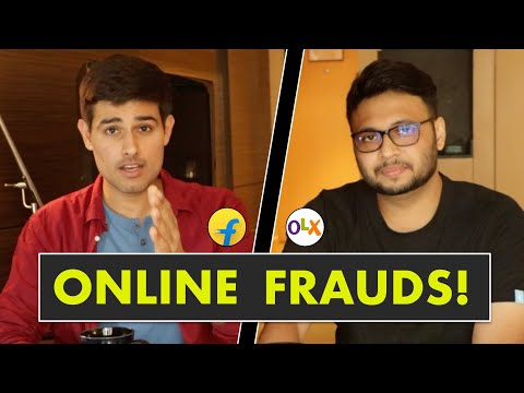 Online Shopping Safety by Dhruv Rathee ft. UIC [ Amazon / Flipkart / OLX ]