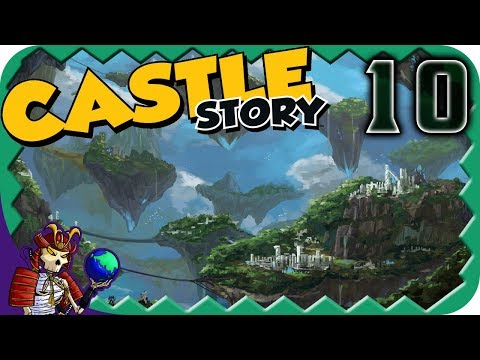 CASTLE STORY Full Release | Return to the BlockWorld | 10 | Let's Play Castle Story Gameplay