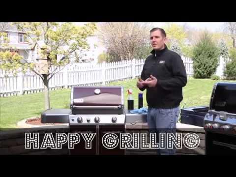 Weber Genesis Grill Cleaning Secrets