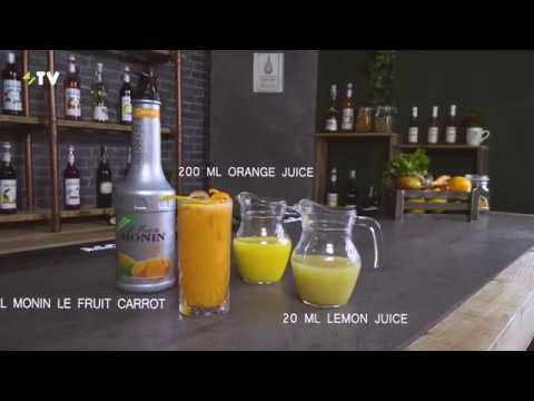 Homemade Orange & Carotte juice - How to