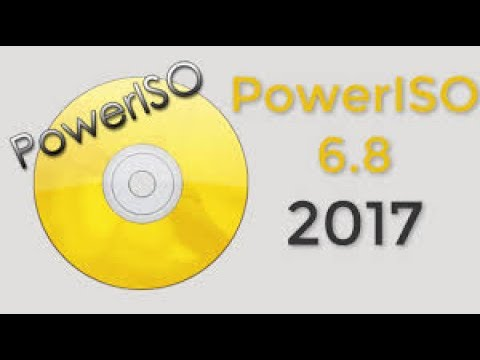 PowerISO 6.9 w/ Serial Keys Registration