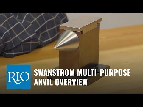 Swanstrom Multi Purpose Anvil Overview