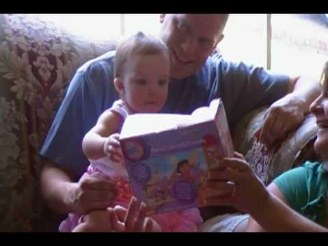 Opening Gifts -- Dora