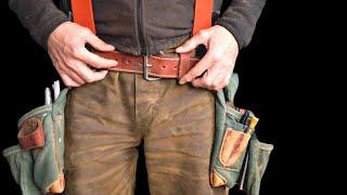 How To Wear a Tool Belt like a PRO