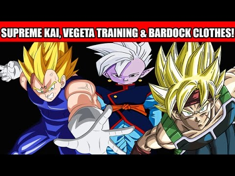 Dragon Ball Xenoverse - How to get Supreme Kai, Training Suit & Bardock Clothes for Custom Character