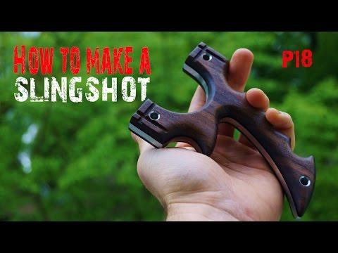 How to make a Slingshot   p18 2.0    Kai Sackmann Edition