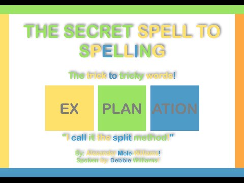 How To Spell Explanation - The Secret Spell To Spelling