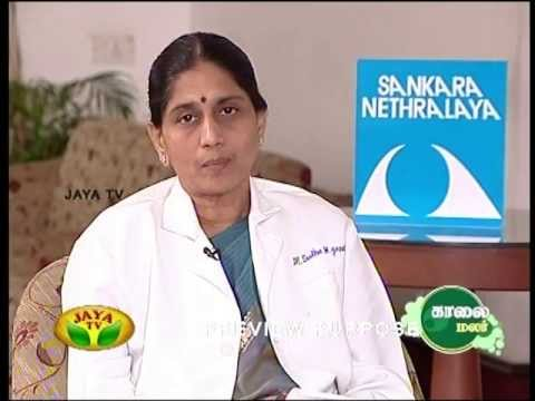 Dr.Sudha K Ganesh on 'Success of surgery', the 'care of eyes after operation'
