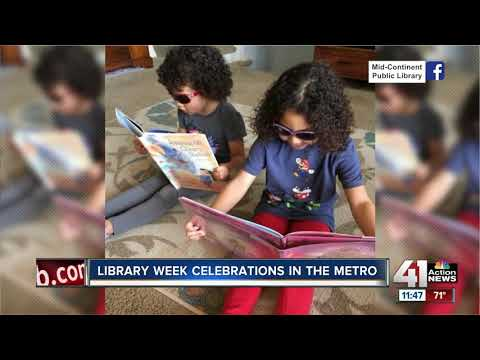Mid-Continent Public Library celebrates National Library Week
