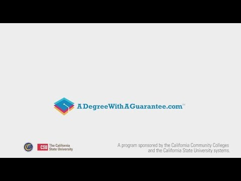Associate Degree for Transfer - You Have A Saved Spot at a CSU