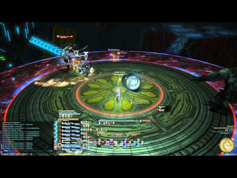 FFXIV - Turn 7 (second coil of bahamut Turn 2) kill - WHM POV